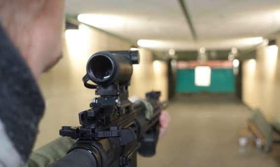 Langwaffen – AR15 Training